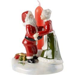 North Pole Express Signore e Sigora Babbo Natale - Villeroy & Boch