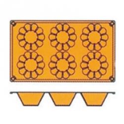 Decorflex Brioche Ø Cm. 8x3,7 H.