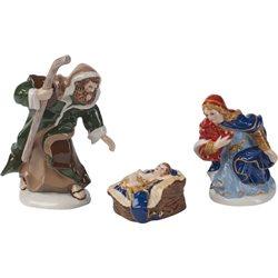 Nativity Sacra Famiglia set 3 pezzi - Villeroy & Boch