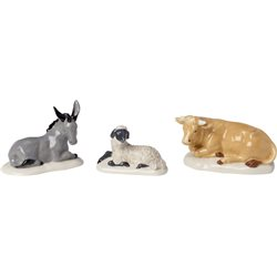 Nativity Animali stalla - Villeroy & Boch