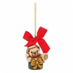 Addobbo teddy nel pacchetto piccolo - Thun