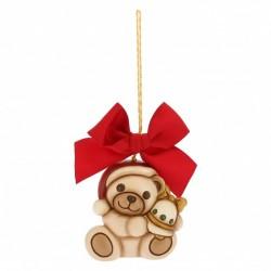 Addobbo teddy con campanella grande - Thun