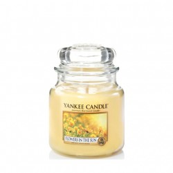 Flowers in the Sun, Giara Media - Yankee Candle