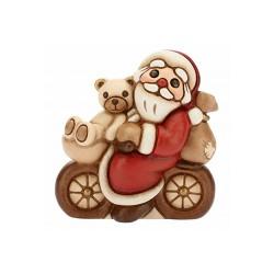 Babbo Natale in biciletta - Thun