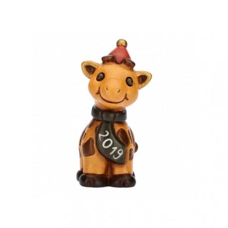Giraffa Buon Anno 2019 Thun Idea Regalo Design