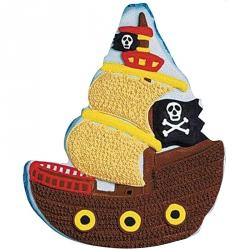 Forma Nave Pirata Cm. 33x28x5 H.