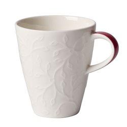 Caffe Club Floral Touch Rose Bicchiere con manico piccolo 0,20l - Villeroy & Boch