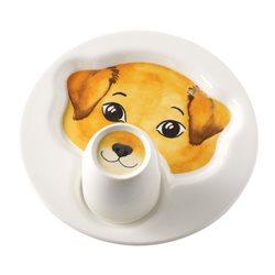 Animal Friends Piatto con mug cane - Villeroy & Boch
