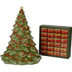 Christmas Toys Memory Calendario Avv. Albero - Villeroy & Boch