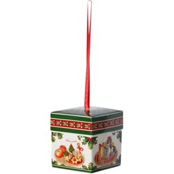 My Christmas Tree Ornamento pacco regalo quadrato - Villeroy & Boch