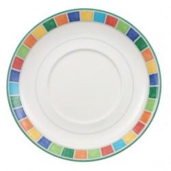 Twist Alea Limone Piattino tazza colazione17cm - Villeroy & Boch