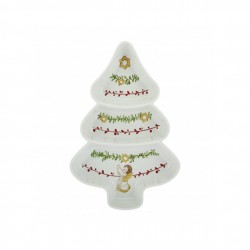 Antipastiera porcellana Dolce Natale - Thun