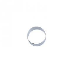 Tagliapasta Cerchio In Metallo Cm. 7x1,5 H.