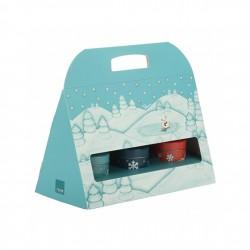 Confezione 3 Candele Dolce Inverno - Thun