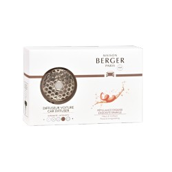 Profumatore per Auto Pétillance Exquise / Squisita Purezza - Lampe Berger