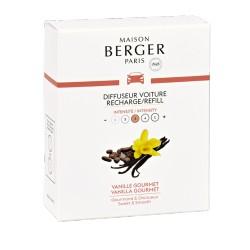 Ricarica in ceramica per Auto Vanille Gourmet / Vaniglia Gourmet - Lampe Berger