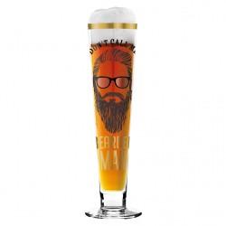 """Bicchiere birra """"Black Label"""", Alice Wilson (Hipster) - Ritzenhoff"""