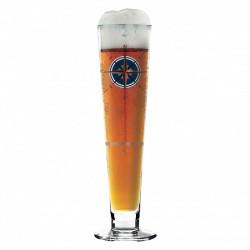 """Bicchiere birra """"Black Label"""", Iris Inthertal - Ritzenhoff"""