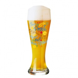 "Bicchiere birra ""Weizen"", Véronique Jacquar - Ritzenhoff"