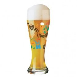 """Bicchiere birra """"Weizen"""", Izabella Markiewicz - Ritzenhoff"""