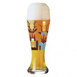 "Bicchiere birra ""Weizen"", Christiane Beauregard - Ritzenhoff"