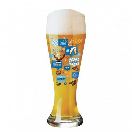 """Bicchiere birra """"Weizen"""", Shinobu Ito - Ritzenhoff"""