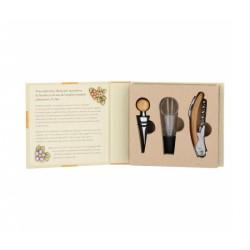 Confezione regalo con set vino, Country - Thun