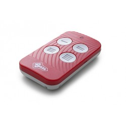 Radiocomando Air4 Plus, Rosso - Silca