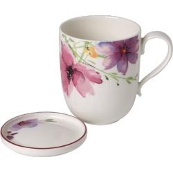 Mariefleur Tea Tazza con portabustine te - Villeroy & Boch
