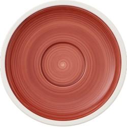 Manufacture rouge Piatto tazza caffe 16cm - Villeroy & Boch