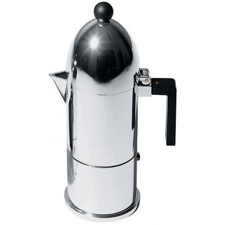 La cupola, Caffettiera espresso. Tazze n° 6