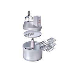 Tritatutto Slicesy bianco per frullatore a immersione - Bamix