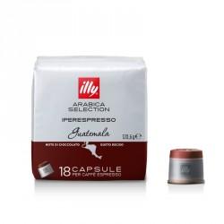 Capsule iperespresso caffè monoarabica Guatemala - illy