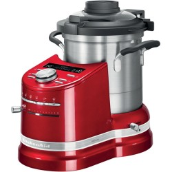 Cook Processor KitchenAid Artisan, Rosso