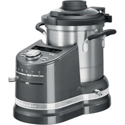 Cook Processor KitchenAid Artisan, Argento medaglia