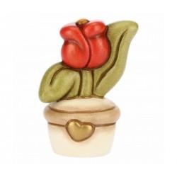 Vasetto con tulipano - Thun