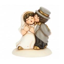 Top cake coppia classica - Thun