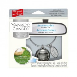 Clean Cotton, Charming Scents Linear - Yankee Candle