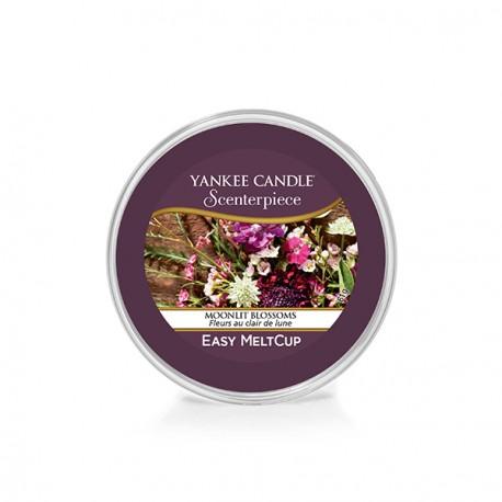 Moonlit Blossoms, Ricarica MeltCup per profumatore elettrico Scenterpiece - Yankee Candle