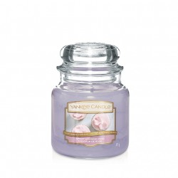 Sweet Morning Rose, Giara Media - Yankee Candle