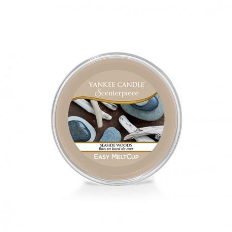 Seaside Woods, Ricarica MeltCup per profumatore elettrico Scenterpiece - Yankee Candle