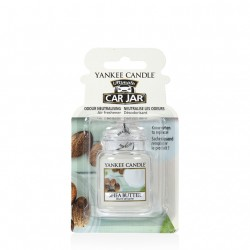 Shea Butter, Car Jar Ultimate - Yankee Candle