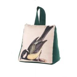 Fermaporta uccellino Cm. 17x9x17 h. - L'oca Nera