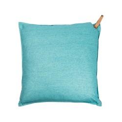 Cuscino acquamarina Cm. 60x60 - L'oca Nera