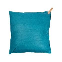 Cuscino azzurro Cm. 60x61 - L'oca Nera