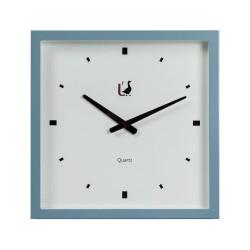 Orologio da parete avio Cm. 40x40x7,5 - L'oca Nera