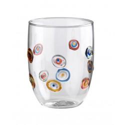 Bicchiere Cm. 8,5x10,5 h. - L'oca Nera
