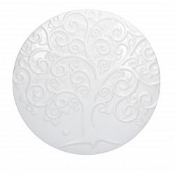 Leopoldina, Umidificatore eden Cm. 17 - La Porcellana Bianca