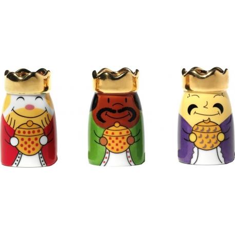 Re Magi, Set di tre statuine