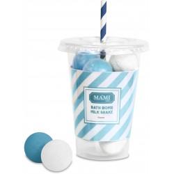 Bath bomb Milk Shake, Cocco - Mami Milano